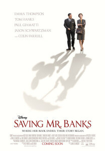 poster Saving Mr. Banks