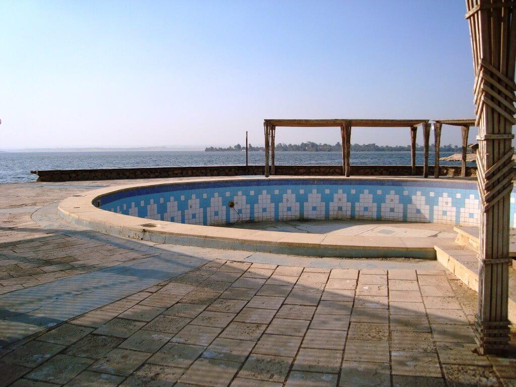 Zwembad Qarun