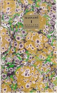 Kaft Rumi, Masnawi I (vertaling Van Bommel)