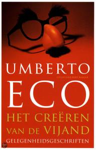 Kaft Eco, Het creëren van de vijand