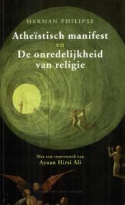 Kaft Herman Philipse, Atheïstisch manifest