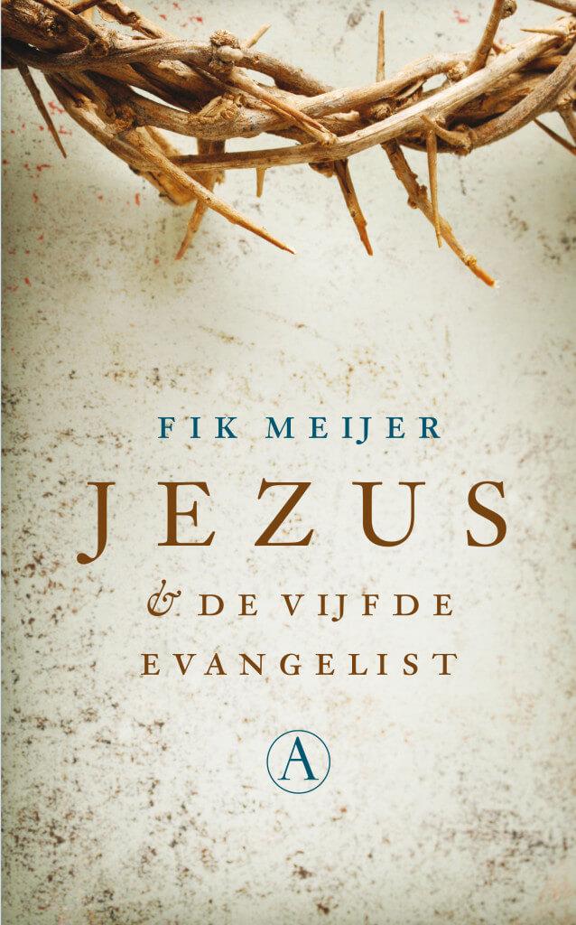 Kaft Fik Meijer, Jezus en de vijfde evangelist