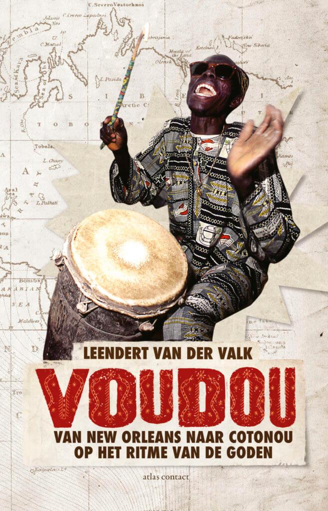Kaft Van der Valk, Voudou