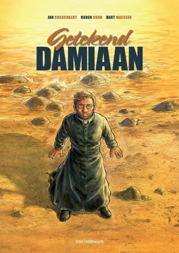 Kaft Damiaan