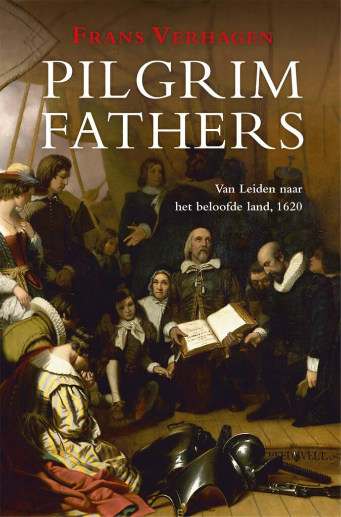 Kaft Pilgrim Fathers